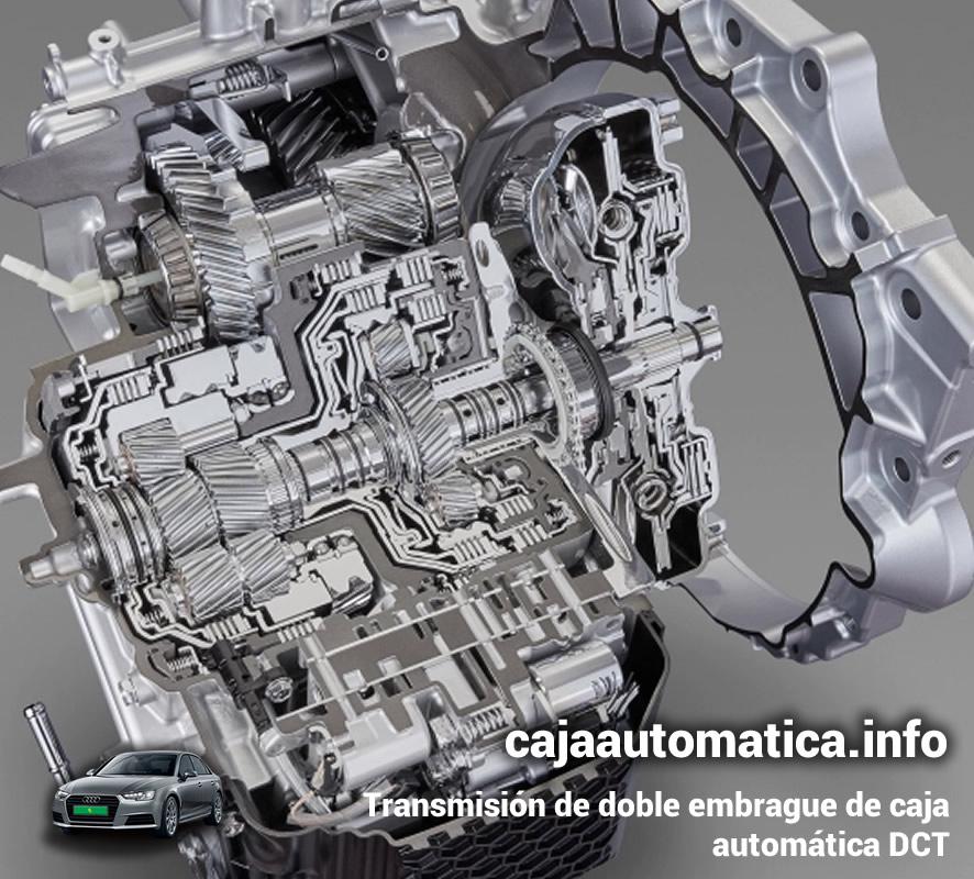 Transmision Automatizada Convencional caja automatica AT