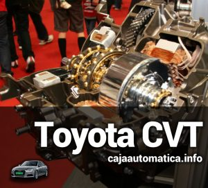 Toyota CVT