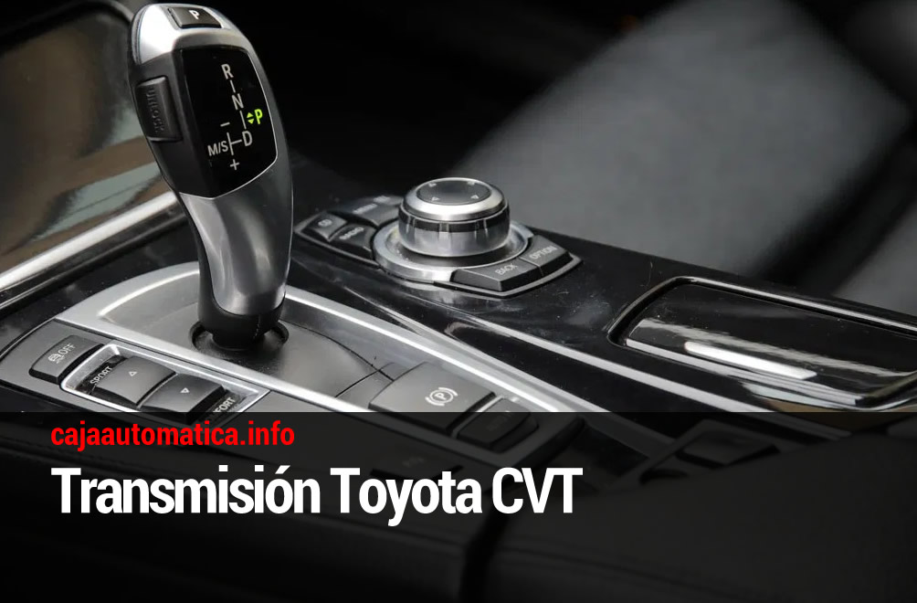 Transmisión Toyota CVT