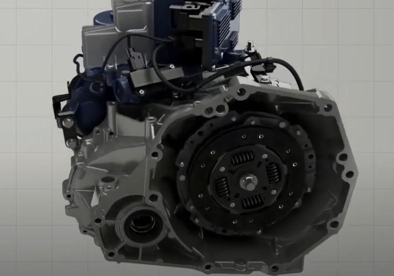 Transmisión manual automatizada AMT